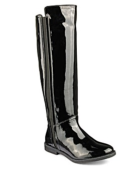 Sole Diva High Leg Boots Standard E Fit