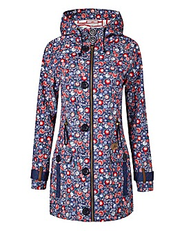 Joe Browns Fun And Funky Raincoat