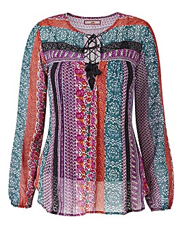 Joe Browns Coachella 2 PC Blouse