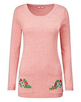 Joe Browns Hand Crafted With Love Jumper