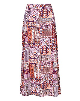 Joe Browns Elegant Jersey Maxi Skirt