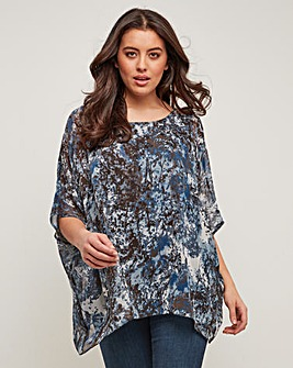 Joe Browns New Split Sleeve Blouse