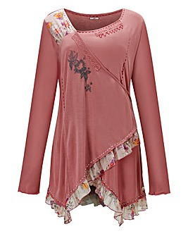 Joe Browns Pretty Pink Top