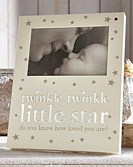 Twinkle Twinkle Light Up Frame