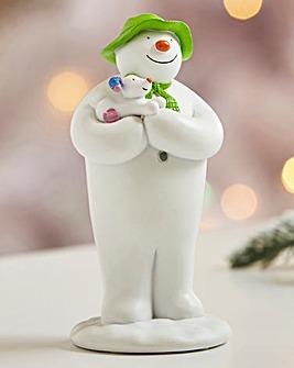 The Snowman & Snowdog Figurine