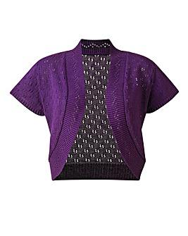 Crochet Look Shrug
