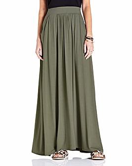 Tall Jersey Maxi Skirt