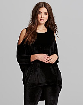 AX Paris Cold Shoulder Top