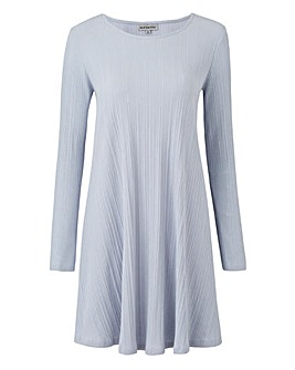 Alice & You Ribbed Swing Dress