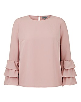 Alice & You By Glamorous Ruffle Blouse