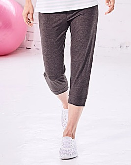 Label Be Loose Fit Capri Pants