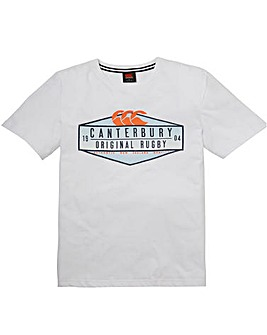 Canterbury Boxed Off T-Shirt