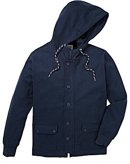 Jacamo Calera Toggle Hooded Top Reg