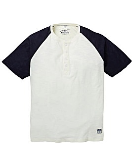 Jacamo Buck Baseball T-Shirt Long