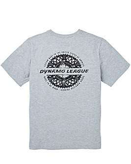 Jacamo Atherton Graphic T-Shirt Long