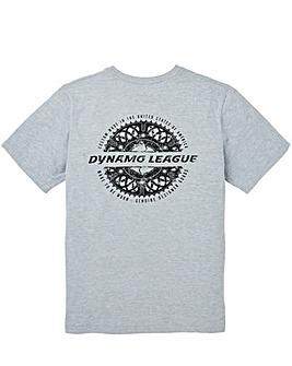 Jacamo Atherton Graphic T-Shirt Long
