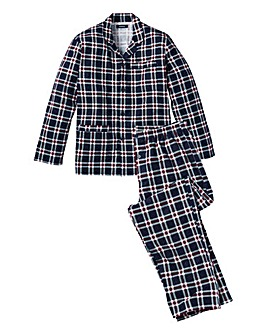 Southbay Check Long Sleeve Pyjamas