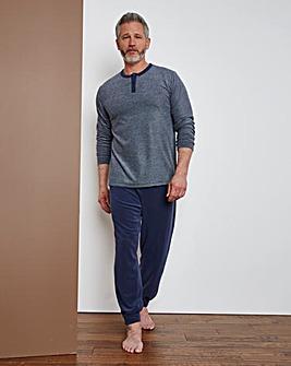 Capsule Towelling Pyjamas