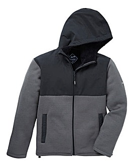 Snowdonia Thick Hooded Fleece