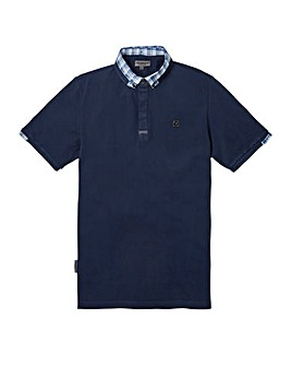 Voi Marine Navy Polo Regular