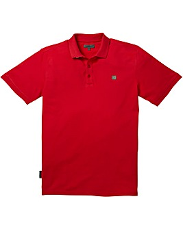 Voi Beach Red Polo Regular