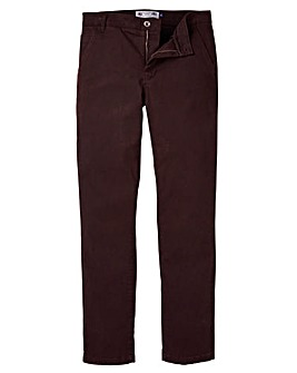 Flintoff by Jacamo Claret Chino 31in