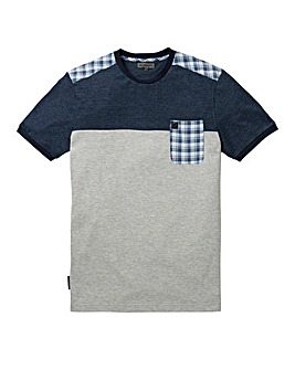 Voi Coast Navy T-Shirt Long