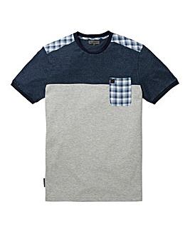 Voi Coast Navy T-Shirt Regular