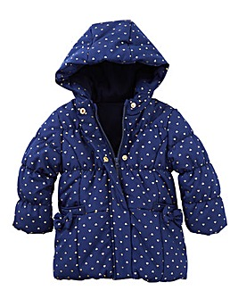 Zip Zap Girls Hooded Coat