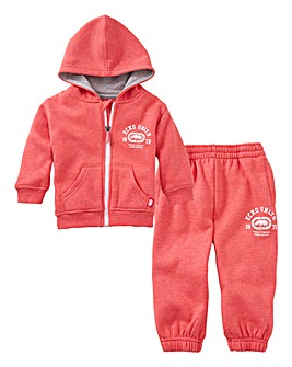 Ecko Girls Fleece Suit