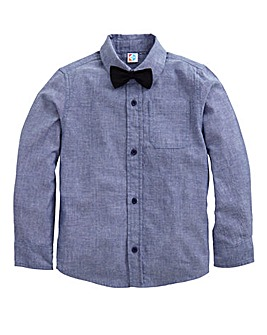 KD BABY Boys Chambray Shirt