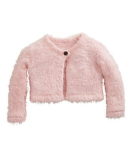 KD EDGE Girls Fluffy Shrug (7-13 yrs)