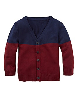 KD EDGE Boys Cardigan (7-13 yrs)