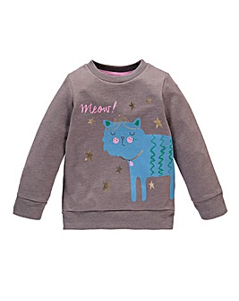 KD MINI Girls Sweatshirt (2-7 yrs)