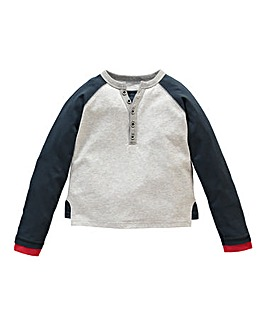 KD MINI Boys Grandad Top (2-7 yrs)