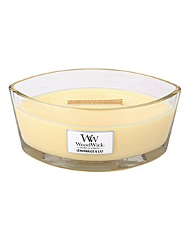 WoodWick Lemongrass and Lily Hearthwick