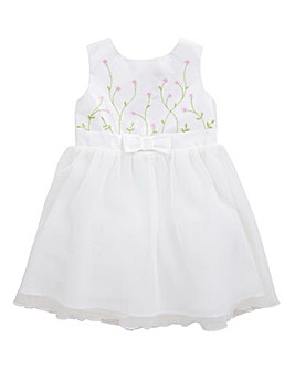 KD Baby Ivory Occasion Dress
