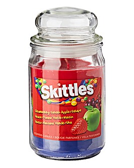 Skittles Triple Fragrance Jar