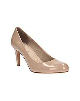 Clarks Carlita Cove Shoes