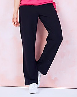 Cotton Rich Straight Leg Pant 31 Inch