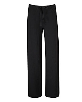 Wide Leg Loose Fit Pant 31 Inch