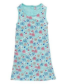 KD MINI Girls Print Dress (2-6 years)