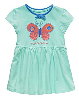 KD MINI Girls Butterfly Dress (2-6years)