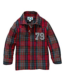 KD MINI Boys Checked Shirt (2- 7 yrs)
