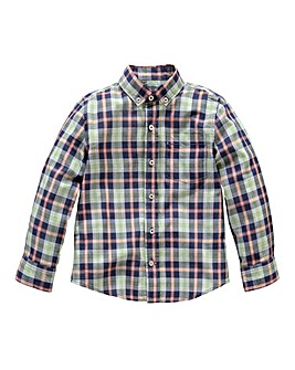 KD MINI Boys Checked Shirt (2-7 yrs)