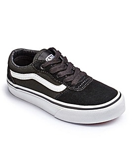 Vans Suede Canvas Shoes