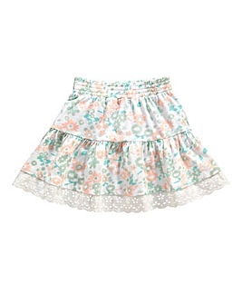 KD MINI Girls Printed Skirt