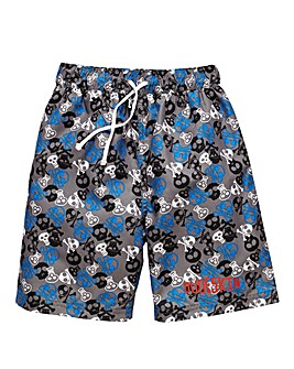 Dudeskin Board Shorts (2-7 yrs)