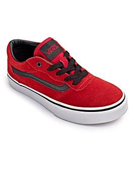 Vans Suede Canvas Shoes