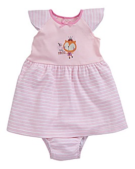 KD Baby Girl Dress and Knicker Set